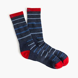 Darn Tough Vermont® for J.Crew striped socks