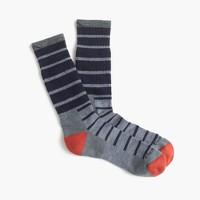Darn Tough Vermont® for J.Crew striped socks