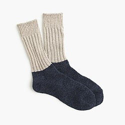 Anonymous Ism™ two-tone socks
