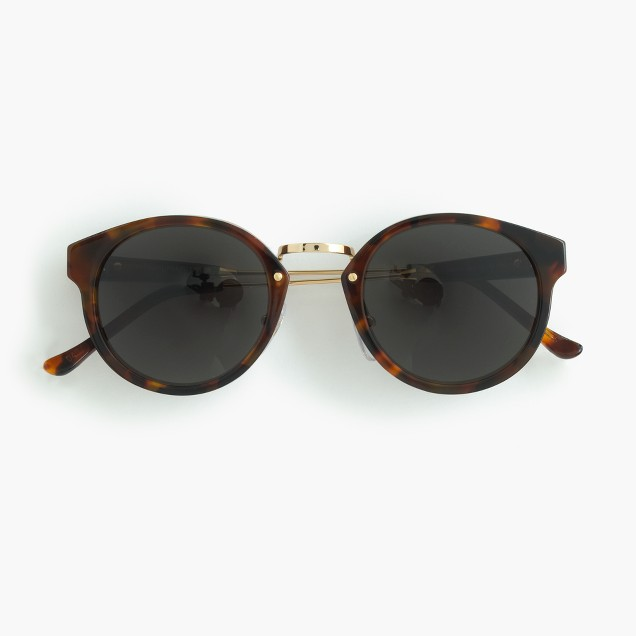 Super™ tortoise sunglasses