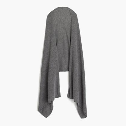 Italian cashmere wrap