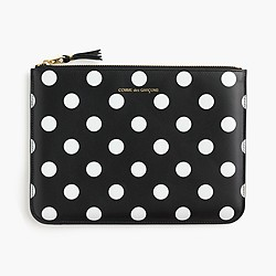 PLAY Comme des Gar�ons® polka-dot printed pouch