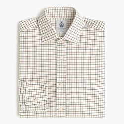 Cordings™ for J.Crew shirt in classic tattersall