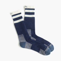 Darn Tough Vermont® for J.Crew double-striped socks
