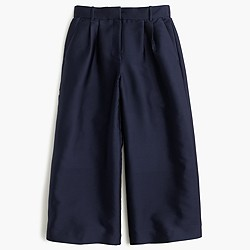 Collection pant in Italian satin
