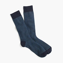 J. Crew Talon stitch socks
