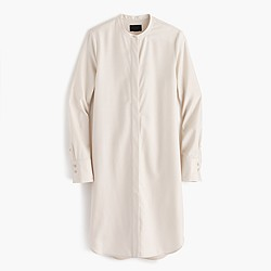 Collection wool tunic dress