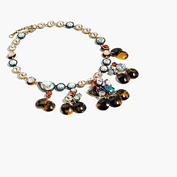 Paillette necklace