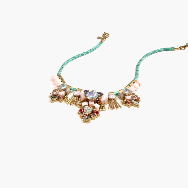 Dragonfly statement necklace j crew for J crew jewelry 2015