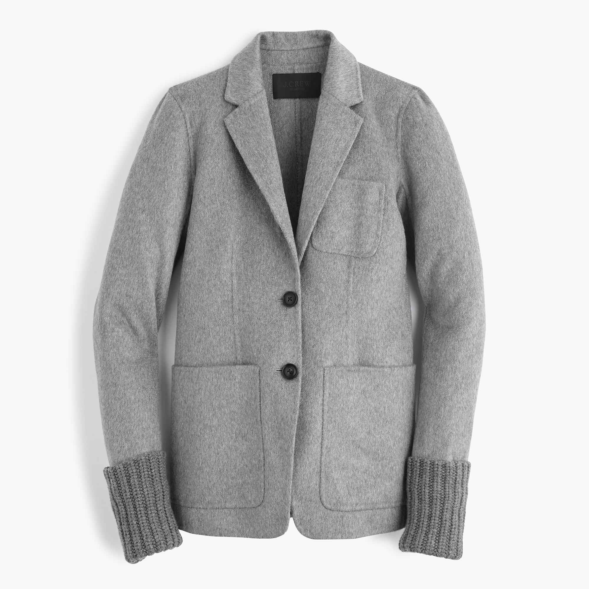 Collection Cashmere Blazer :