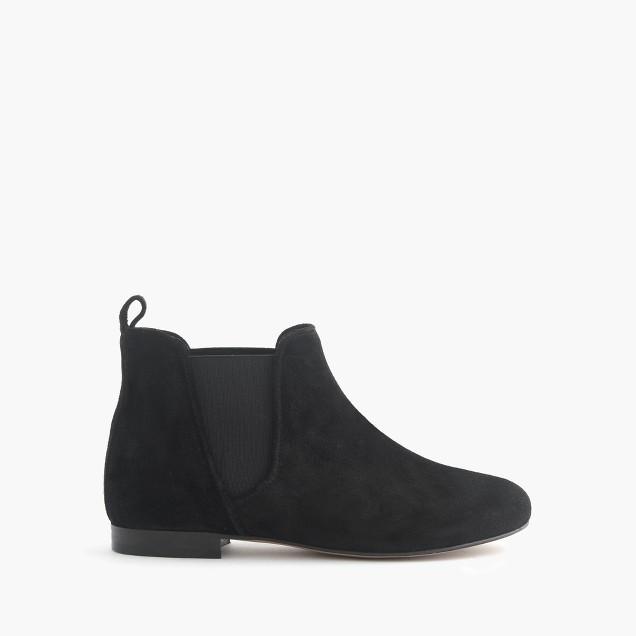 Girls' Chelsea boots