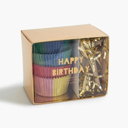 Kids' Meri Meri™ happy birthday cupcake kit