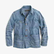 Point Sur railroad carpenter jacket - PALE PACIFIC