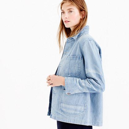 Point Sur railroad carpenter jacket