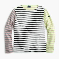 Saint James® for J.Crew colorblock stripe T-shirt