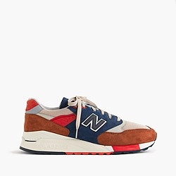 New Balance ® for J.Crew 998 Hilltop Blues sneakers