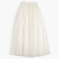 Dalila tulle skirt