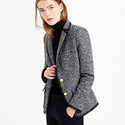 Rhodes blazer in Italian Donegal wool