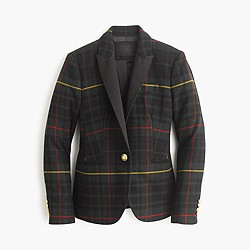 Collection Campbell blazer in tartan