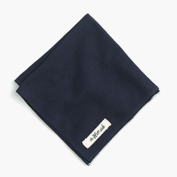The Hill-side® Japanese selvedge sashiko point tie