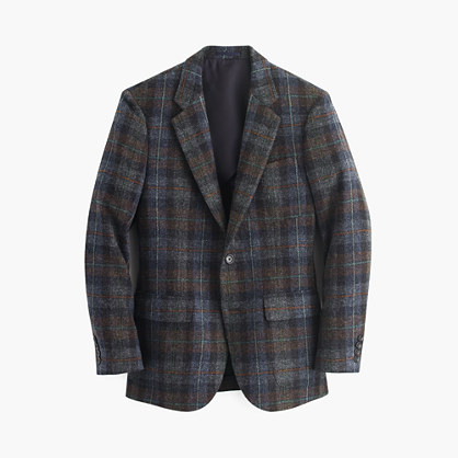 Ludlow Suit Jacket With Double Vent In Italian Chino
