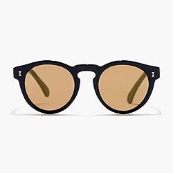 Illesteva™ black Leonard sunglasses