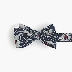 Kiriko™ indigo tsubaki bow tie