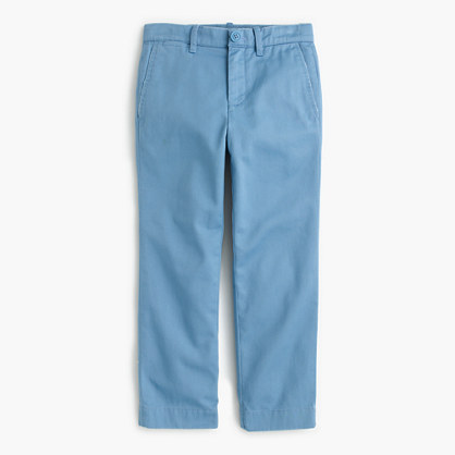 Boys' chino in slim fit