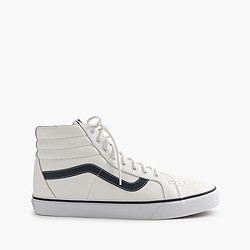 Vans® sk8-hi leather sneakers