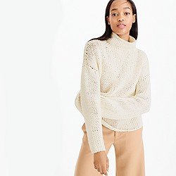 Collection turtleneck sweater