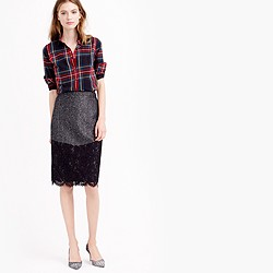 The petite perfect party skirt