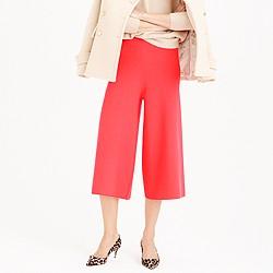 Merino wool culotte