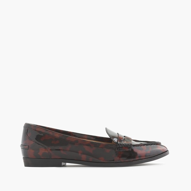 Collins tortoise loafers