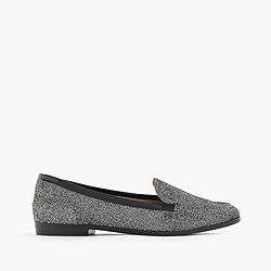 Collins glitter loafers
