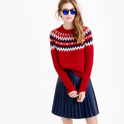 harley of scotland nor 39 easterly sweater pullovers j crew. Black Bedroom Furniture Sets. Home Design Ideas