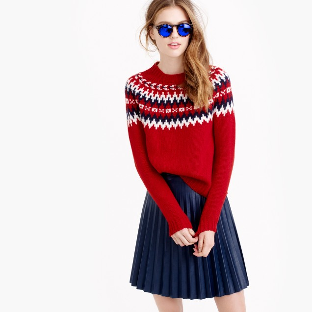 Harley of Scotland™ nor'easterly sweater