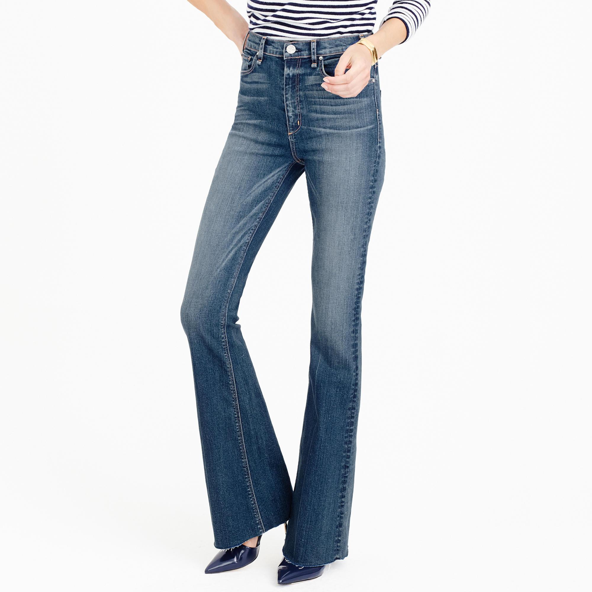 McGuire™ high-waisted flare jean : | J.Crew