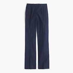 Collection Preston pant in Japanese denim