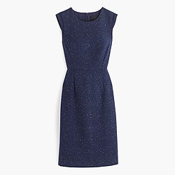 Collection studded constellation sheath dress