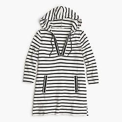 Cotton tunic in stripe