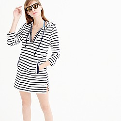 Cotton tunic in stripe