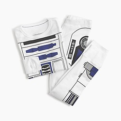 Kids' Star Wars ™ for crewcuts glow-in-the-dark pajama set in R2-D2