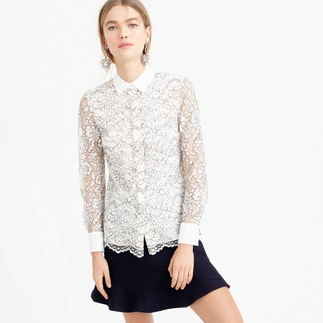 Long Sleeve and Short Sleeve Blouses for Women. From the workweek to the weekend, the blouse is a tried-and-true wardrobe staple. At Anthropologie, we have an ever-evolving assortment of long sleeve, short sleeve, and sleeveless blouses that offer endless versatility and style.