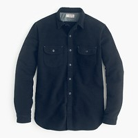 Wallace & Barnes moleskin workshirt