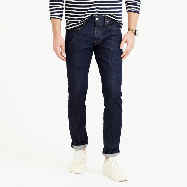 484 slim stretch jean in indigo
