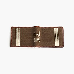 Smathers & Branson® for J.Crew bifold wallet