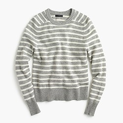 Holly sweater in stripe