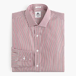 Thomas Mason® for J.Crew Ludlow shirt in oxford stripe