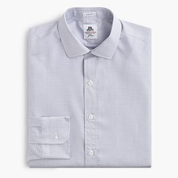 Thomas Mason® for J.Crew Ludlow shirt in grid check