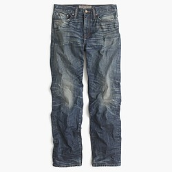 Point Sur shoreditch jean in Orran wash